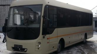 Проектирование автобусов