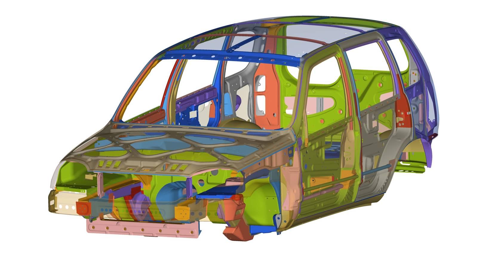 Fem Car Body 8