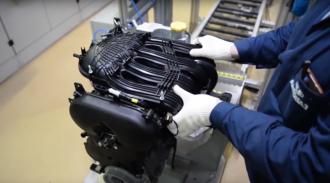 Ресивер для двигателя LADA Vesta, LADA XRAY