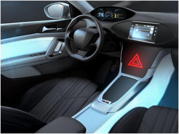 Прозрачные материалы для салона автомобиля от Continental