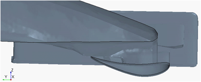 F1-CH10SM wing profile
