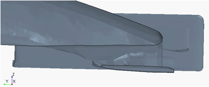 F1-initial wing profile