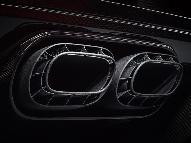 Bugatti использует титановые компоненты из 3D печати