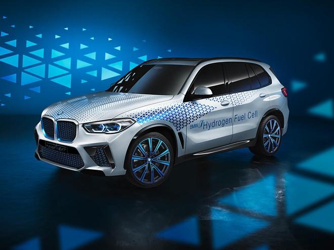 BMW X5 с топливным элементом