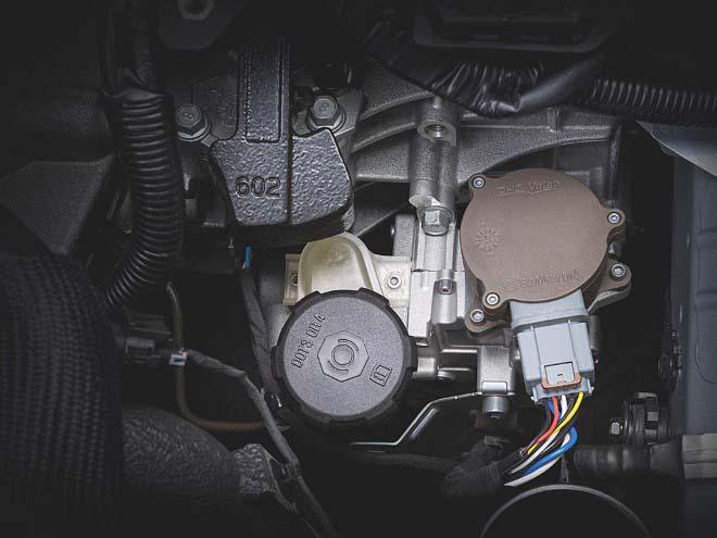 Kia представляет интеллектуальную механическую коробку передач