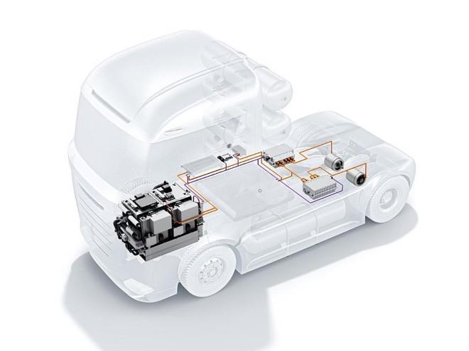 Bosch разрабатывает приводы на топливных элементах