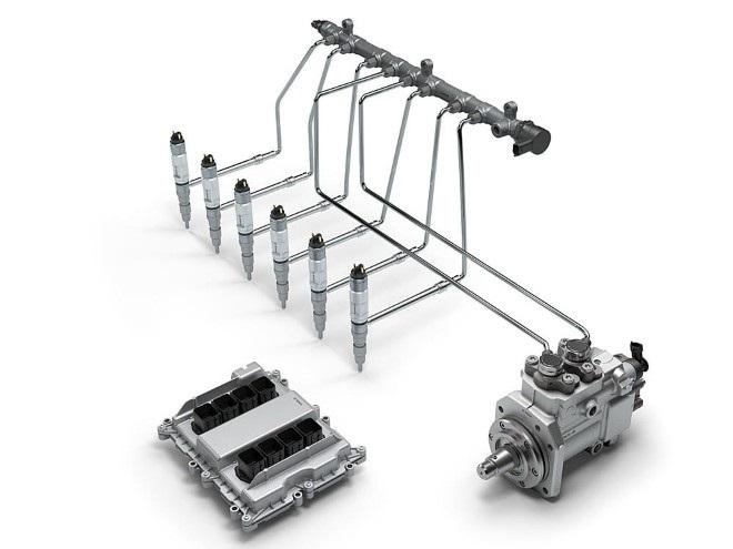 Дизельный двигатель с 50-процентным КПД
