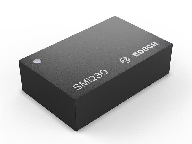 Датчик MEMS от Bosch обеспечивает надежную навигацию