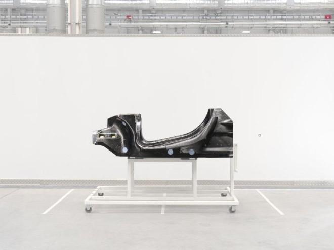 Новая архитектура облегченного автомобиля